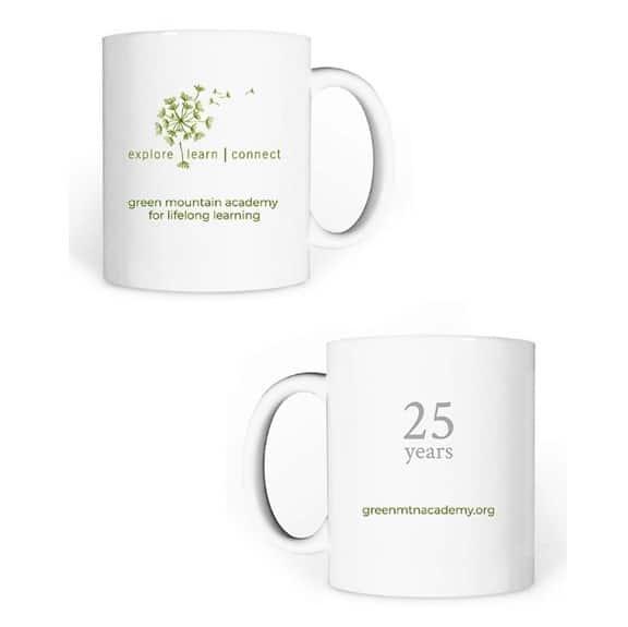 25th Anniversary Mugs