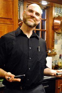 Chef Ian Vair